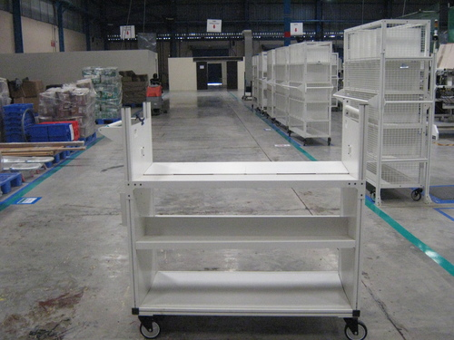 Trolleys Used In Corporates