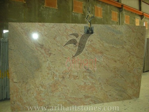 Induce gold Granite