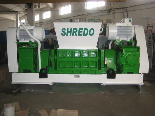 Aluminium shredder