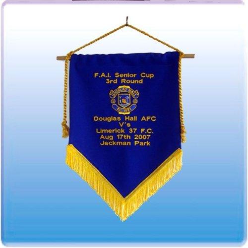 Designer club flags