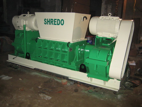 E-Waste Shredder Machine