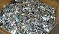 Medical waste shredders