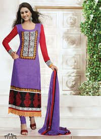 Salwar Kameez Unstitched Suits