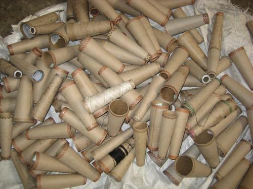 Textile Waste Cones