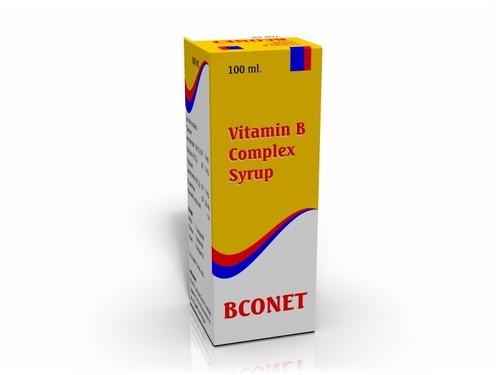 Vitamin Complex Syrup