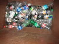 Pet Bottles Crushing