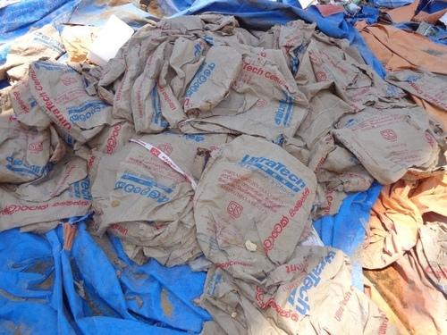 Plastic  Bags Shredder