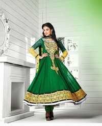 Ladies Ethnic Wear Anarkali Salwar Suit