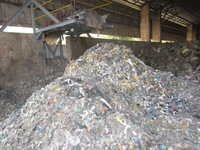 HDPE bags Shredder