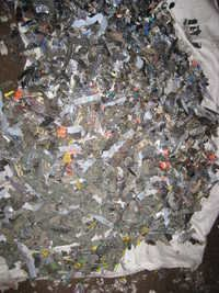 waste  Plastic Shredder