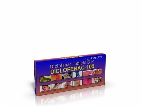 Diclofenac Tablet B.P