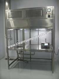 Laminar Air Flow with Sink