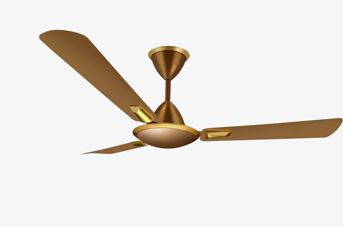 Metallic Ceiling Fans