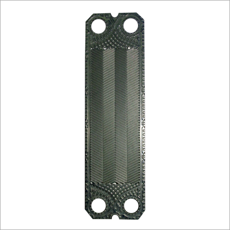 Precision Heat Exchanger Plate