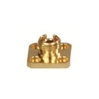 Brass Optical Fiber Connectors