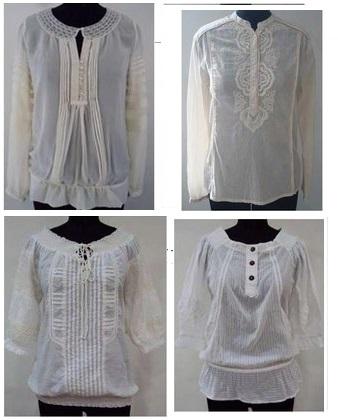 High Fashion Garments