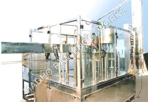 60 bpm mineral water plant
