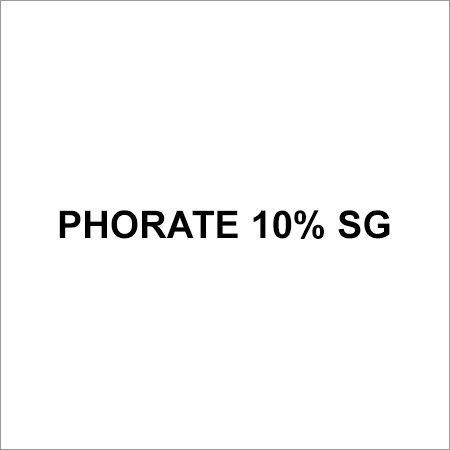 Phorate 10% Sg