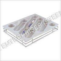 PVC Acrylic Cutlery