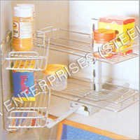 Glovery SS Pull Out Shelf