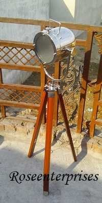 Searchlight With Tripod Stand
