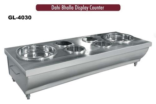 DAHI BHALLA DISPLAY COUNTER