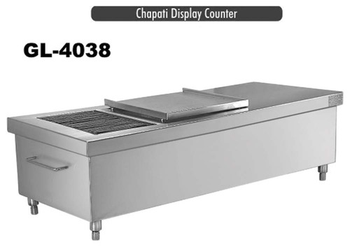 Chapati Display Counter