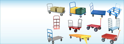 Goods Handling Trolleys