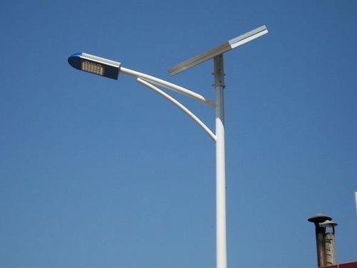 Led Solar Lighting Pole