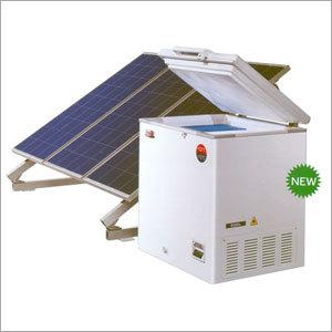 Solar Driven Vaccine Refrigerator
