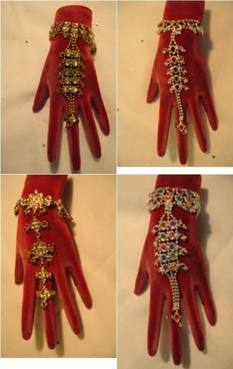 Designer Ring Bracelets