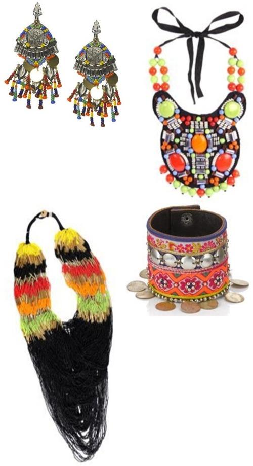 Designer Tribal Jewelry