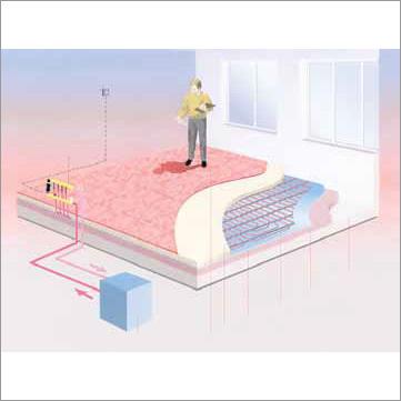 Hydronic Underfloor Heating