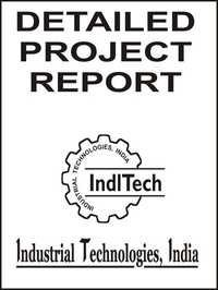 Project Report on M.S. Billet Casting From Scrap & Sponge Iron Using Induction Furnace