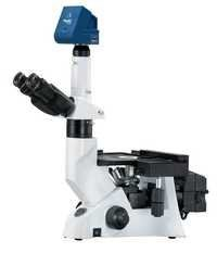 Metallurgical Microscope With Camera And Measurement Software