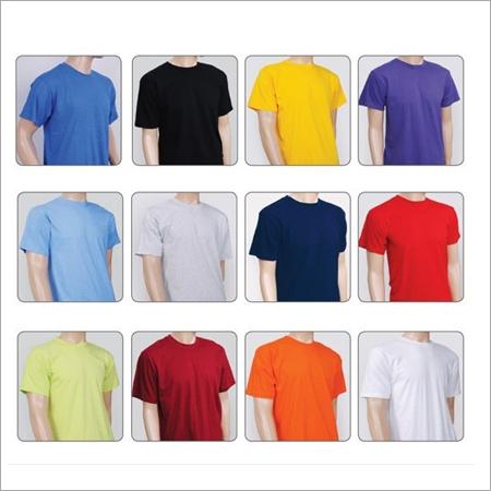Basic Plain T Shirt