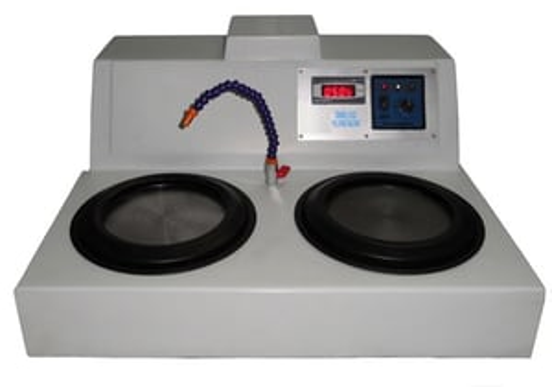 FRP Body Double Disc Polishing Machine