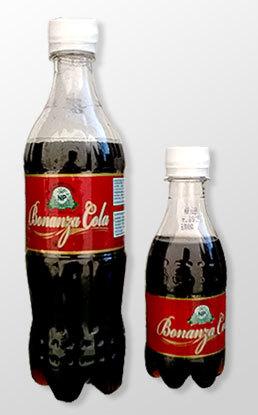 Bonanza Cola Soft Drinks