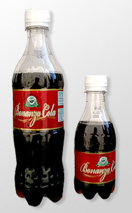 Bonanza Cola Soft Drinks