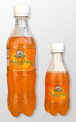 Bonanza Orange Soft Drinks