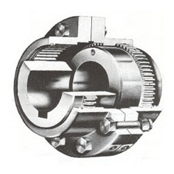 Industrial Gear Coupling
