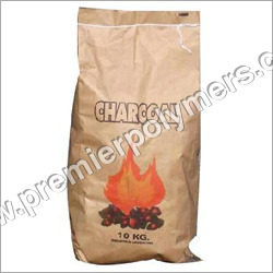 laminated kraft paper bag