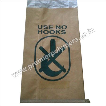 Imported Sack Kraftlaminated Paper Bag