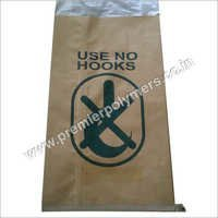 Imported Sack Kraftlaminated Paper Bag