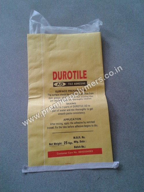 Chemical Packaging Bag