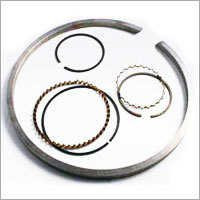 Piston Ring and Rider Ring