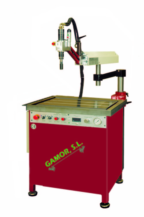 Industrial Hydraulic Tapping Machine