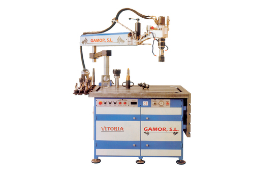 Hydraulic Tapping Machine Vertical