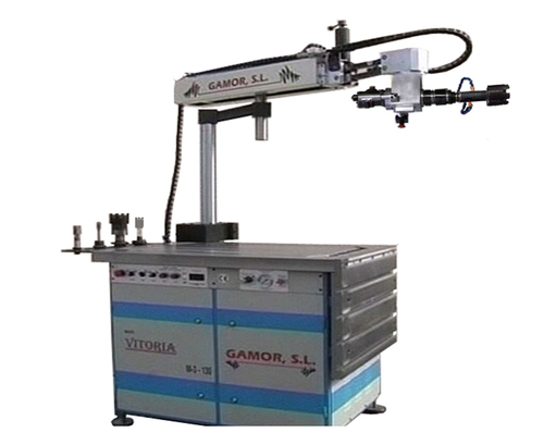 Horizontal Hydraulic Tapping Machine