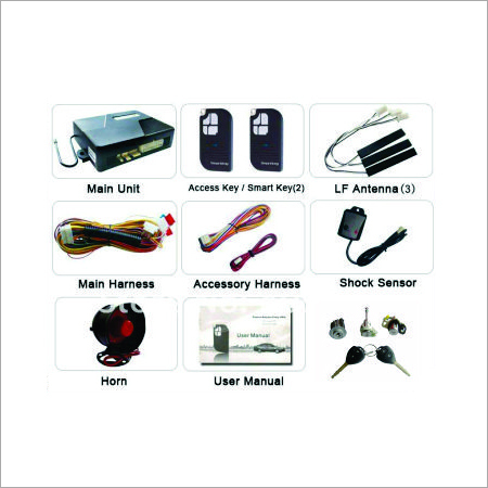 Auto Safety Devices